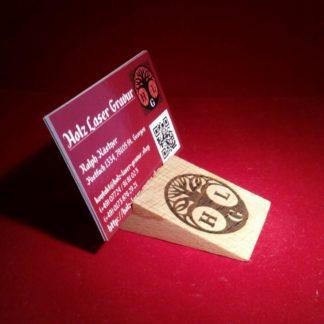 Visitenkarten Archive Holz Laser Gravur