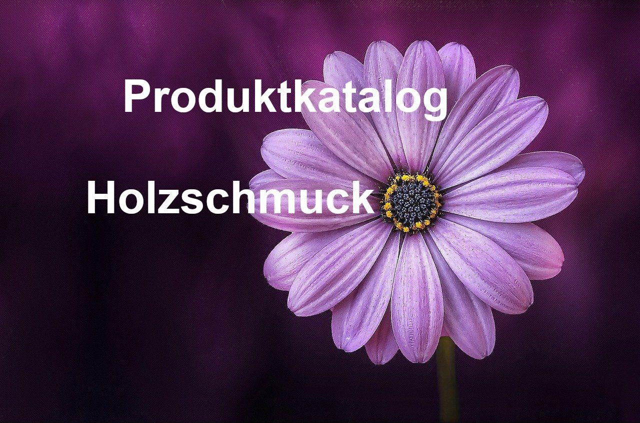 Holzschmuck