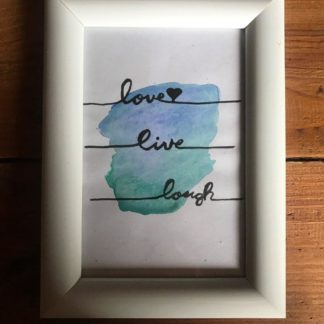 Wandbild_Love