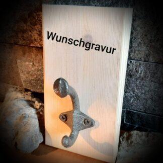 Garderobenhaken_Wunschgravur