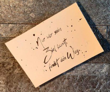 Wandbild Lettering10